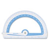 Westcott® Student Protractor with Antimicrobial Product Protection