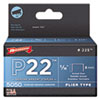 Arrow P22™ Type Staples 225