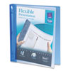 Avery® Flexible View Binder with Round Rings