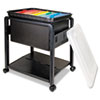 Advantus Folding Mobile File Cart