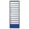 Carson-Dellosa Publishing Deluxe Scheduling Pocket Chart