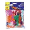 Creativity Street® Chenille Kraft® Bright Hues Feather Assortment