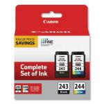 Canon® PG-243/CL-244 Multi Pack