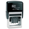 COSCO 2000PLUS® Economy Self-Inking Dater