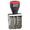COSCO 2000PLUS® Traditional Date Stamp