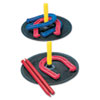 Champion Sports Indoor/Outdoor Rubber Horseshoe Set