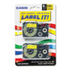 Casio® Tape Cassette for KL Label Makers