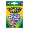 Crayola® Ultra-Clean Washable® Crayons