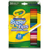 Crayola® Washable Super Tips Markers