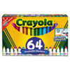 Crayola® Broad Line Washable Markers