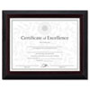 DAX® Stepped Award/Certificate Frame