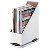 Bankers Box® STOR/FILE™ Corrugated Magazine File