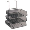 Fellowes® Mesh Partition Additions™ Triple Tray