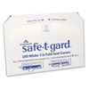 Georgia Pacific® Professional Safe-T-Gard™ Half-Fold Toilet Seat Covers
