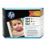 HP 564 Series Ink and Paper Value Pack