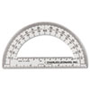 Charles Leonard® Open Center Protractor