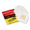 DataVac® Disposable Bags For Pro Data-Vac® Cleaning Systems