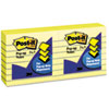 Post-it® Pop-up Notes Original Canary Yellow Pop-up Refill