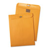 Quality Park™ Postage Saving ClearClasp® Kraft Envelope
