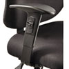 Safco® Optional T-Pad Adjustable Arms for Safco® Alday™ 24/7 Task Chair