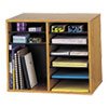Safco® Wood Adjustable Organizer
