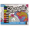 Sharpie® Adult Coloring Kit