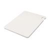 San Jamar® Cut-N-Carry® Color Cutting Board