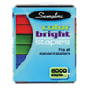 Swingline® Color Bright Staples