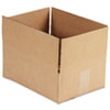 United Facility Supply Brown Corrugated - Fixed-Depth Shipping Boxes