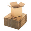 United Facility Supply Brown Corrugated - Cubed Fixed-Depth Shipping Boxes