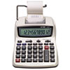 Victor® 1208-2 Two-Color Compact Printing Calculator