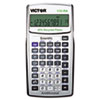 Victor® V30RA Scientific Recycled Calculator with Antimicrobial Protection