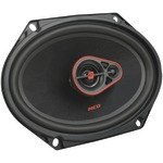 HED(R) Series 3-Way Coaxial Speakers (6