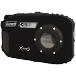 20.0-Megapixel Xtreme3 HD Video Waterproof Digital Camera (Black)