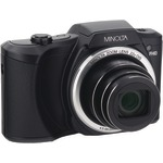 20.0-Megapixel 1080p Full HD Wi-Fi(R) MN22Z Digital Camera with 22x Zoom (Black)