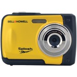 12.0-Megapixel WP10 Splash Waterproof Digital Camera (Yellow)