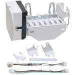 Ice Maker with Harness for GE(R) WR30X10093