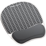 Photo Gel Mouse Pad Wrist Rest with Microban(R)