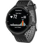 Forerunner(R) 235 GPS Running Watch (Black/Gray)