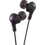 Gumy(R) Plus Earbuds with Remote & Microphone (Black)