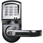 Doorgard 212LS Electronic Access Control Cylindrical Lockset with Right-Hand Opening