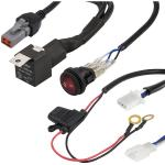 1-Lamp ATP Wiring Harness & Switch Kit