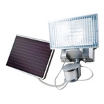 150-LED Solar-Powered Security Floodlight