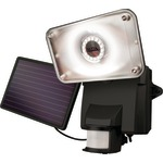 Motion-Activated Solar LED Security Flood Light