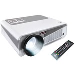 HD 1080p Smart Projector with Built-in Dual-Core Android(TM) CPU