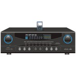 500-Watt Stereo Receiver with iPod(R) Dock