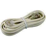 Phone Line Cord, 7ft