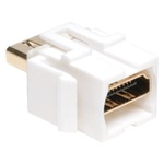 HDMI(R) Keystone Snap-In Wall Plate Coupler
