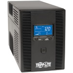 SmartPro(R) LCD Tower Line-Interactive 1,500VA UPS with LCD Display & USB Port
