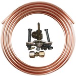 Ice Maker Hookup Kit (15ft Kit, Self-Piercing Valve)
